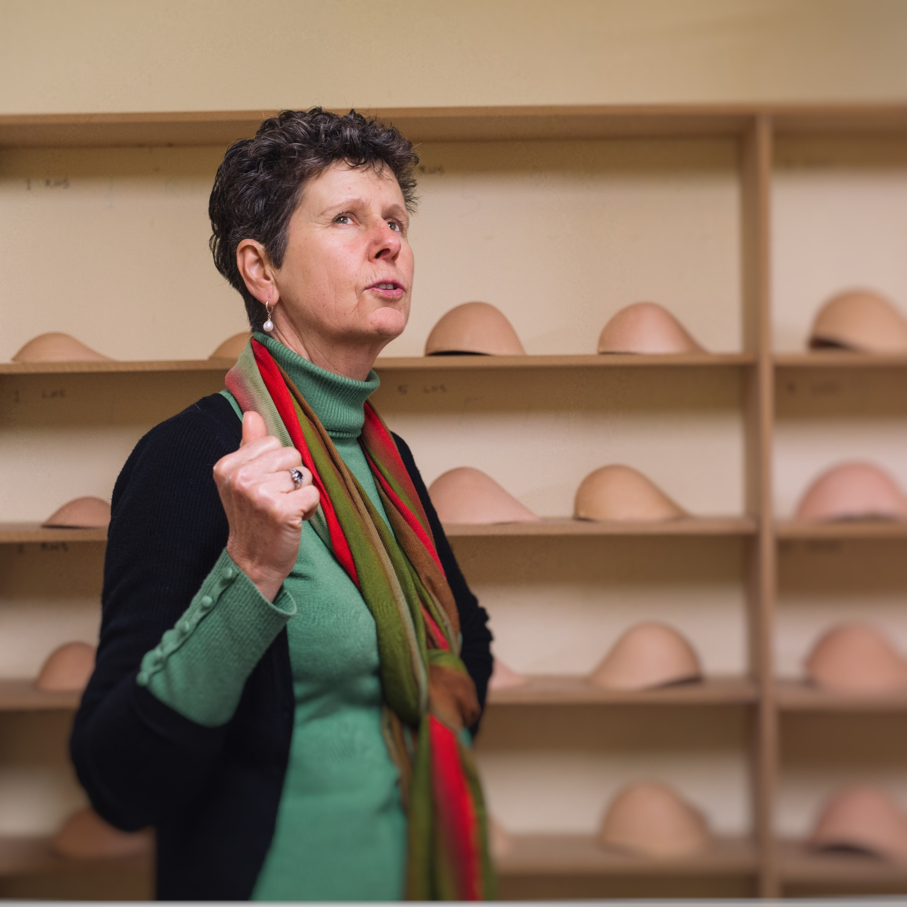 Perfect Again is the maker of prosthetic breasts in Portarlington, Victoria