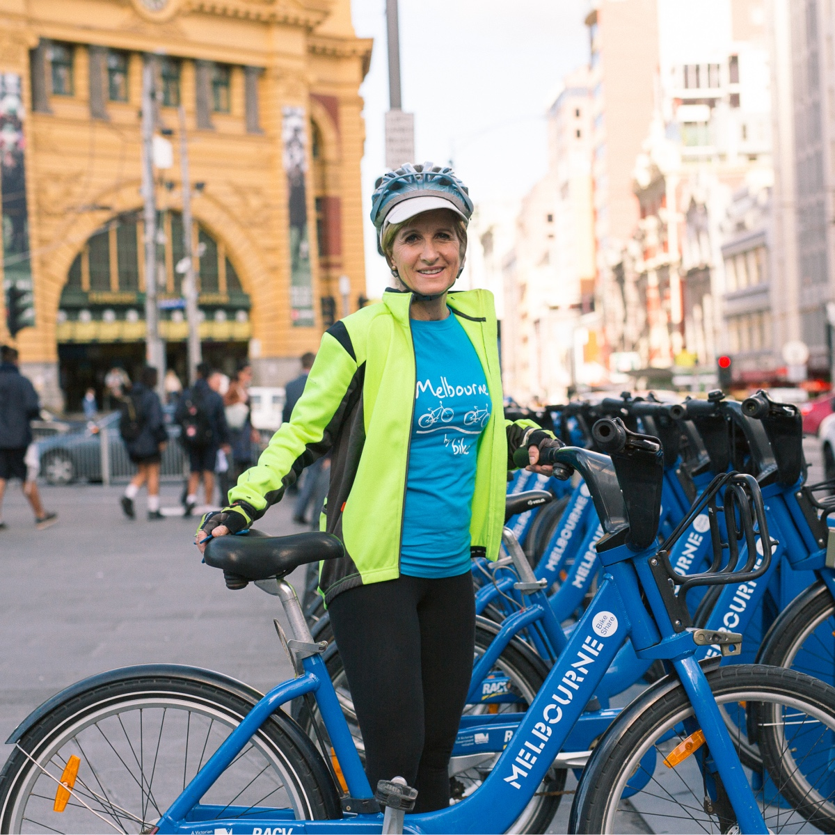 Melbourne By Bike