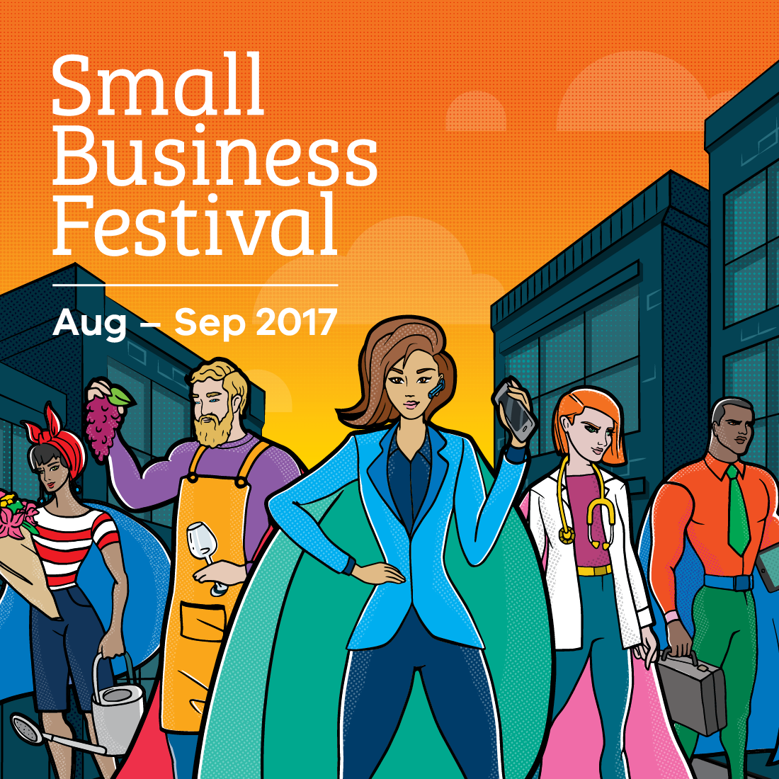 Small Business Festival 2017